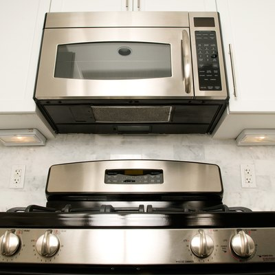 The Problems With the Depth in Over-the-Range Microwaves