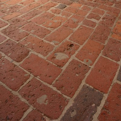 Polyurethane on Brick Floors