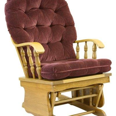 Glide Rocking Chair  2