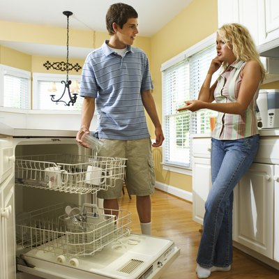 What Causes a Chemical Smell in a Dishwasher?
