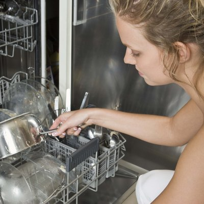 What Are the Little Balls in the Bottom of the Dishwasher?