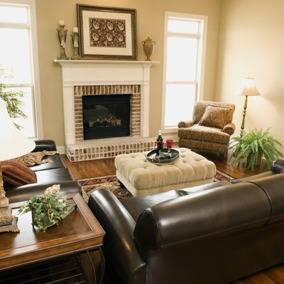How to Arrange Furniture in a 12-by-16-Foot Living Room