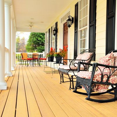 The Best Flooring for Porches