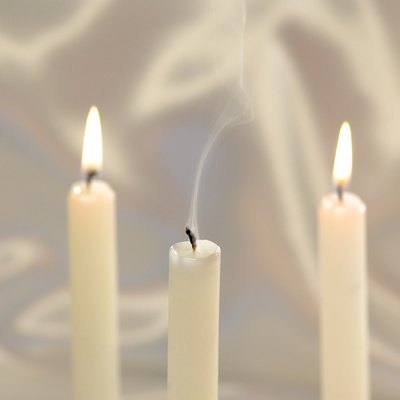 How to Fix a Broken Candle