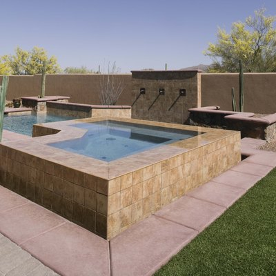 Swimming pools spas hunker - Above ground swimming pools tyler texas ...