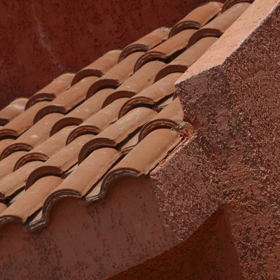 What Exterior Paint Color Works With a Red Tile Roof?