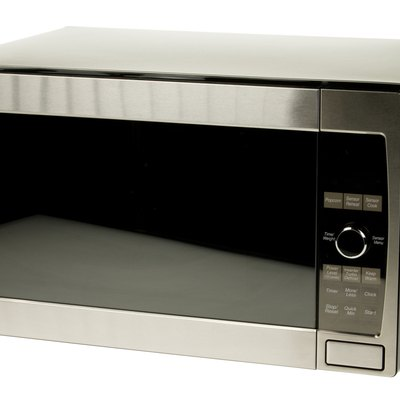 How to Make a Countertop Microwave Into a Mountable Microwave