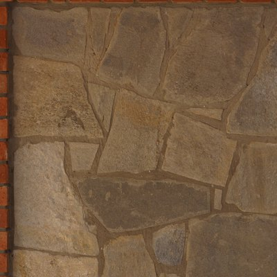 How to Remove a Stone Fireplace Facade