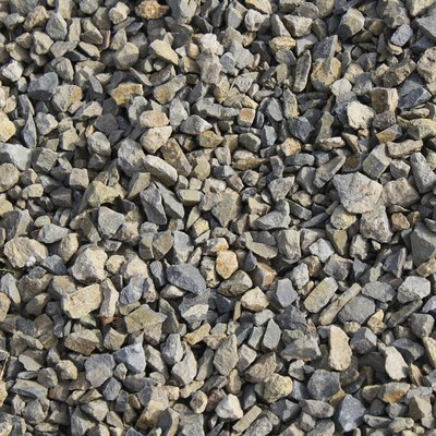 Size & Type of Gravel for a French Drain