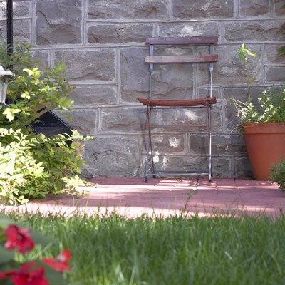 Problems With Concrete Patio Drainage