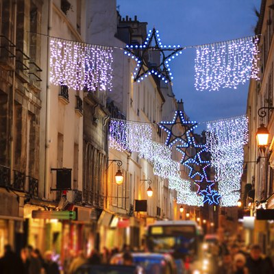 Xmas in Paris