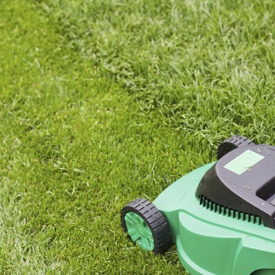How to Convert a Lawn Mower to a Shredder