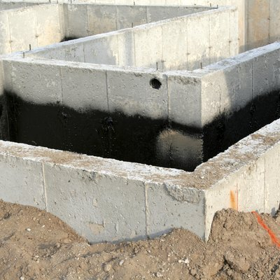 What Is the Typical Concrete Basement Wall Thickness?