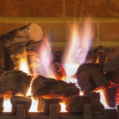 Does My Gas Fireplace Need a Hearth If I Put in Hardwood Floors?