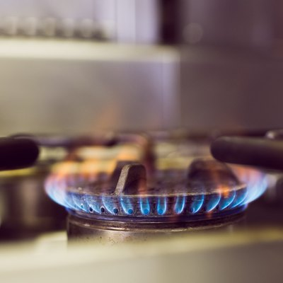 Natural Gas Pressure in a House