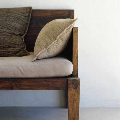 How to Build a Love Seat out of 2x4s