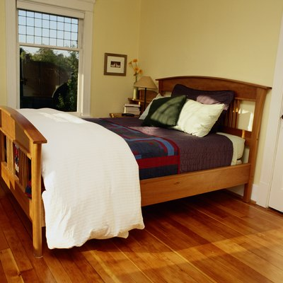 Where to Place a Bed in a Master Bedroom