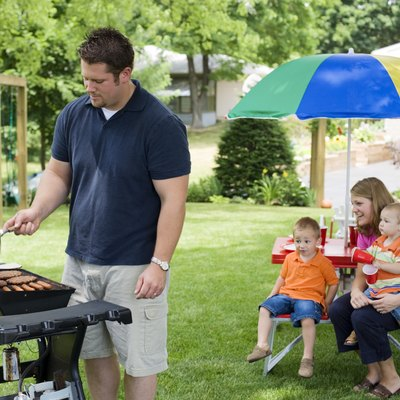 How to Convert Natural Gas to Propane for a BBQ