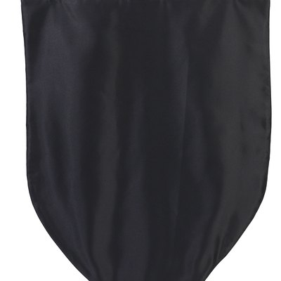 How to Dye a Satin Dress Black