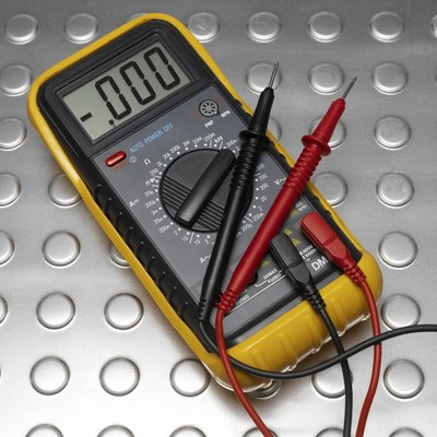 Fixing a Ground Fault With a Multimeter in a Fire Alarm System