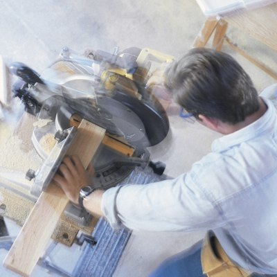 What Is the Arbor Size for a Miter Saw?