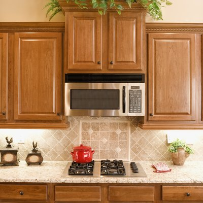 Issues With Over-the-Stove Microwave Ovens