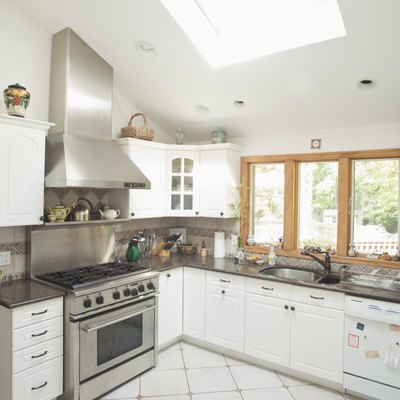 How to Enlarge a Window for a Kitchen Remodel