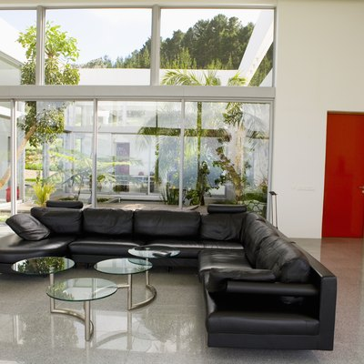 How to Fix a Peeling, Bonded Leather Sofa