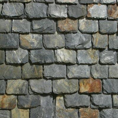 How to Glue Broken Slate Tile
