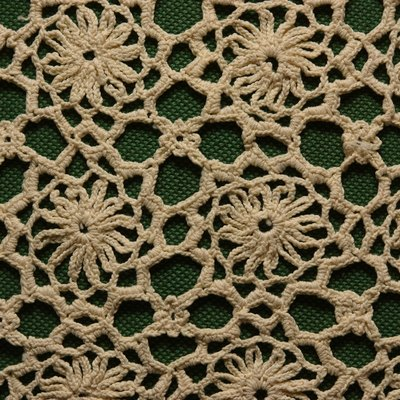 How to Frame a Crocheted Doily