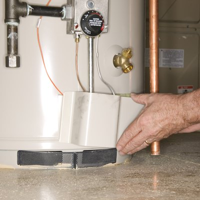 Hiding Your Water Heater