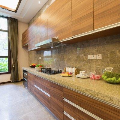 MDF vs. Wood Cabinets