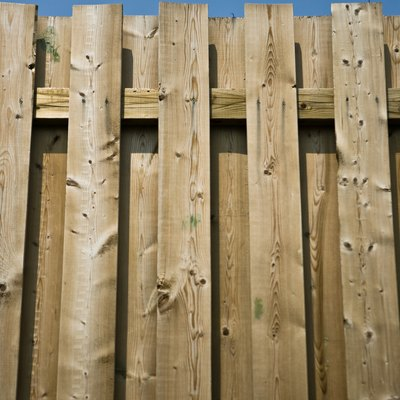 How to Build Curved Wooden Privacy Fences
