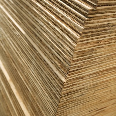 How to Fill Voids Between Plywood Sheets