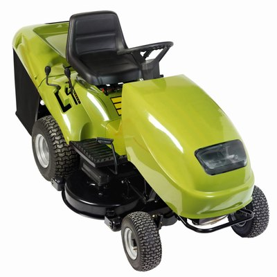 What Are the Symptoms of a Bad Starter Motor on a Riding Mower Engine?