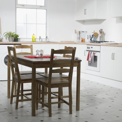 How to Add Height to Kitchen Chairs