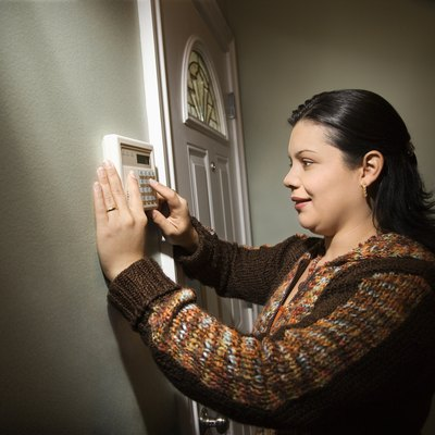 Home Alarm Systems Hunker