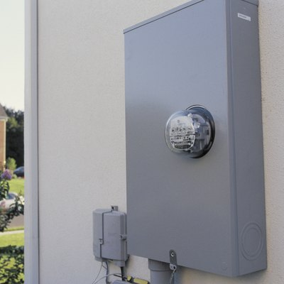 Can I Paint an Outdoor Electrical Box?