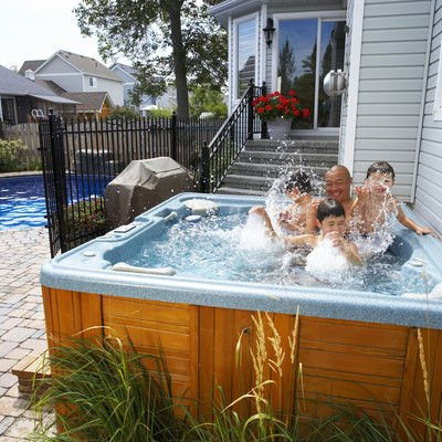 What Can I Put My Hot Tub On?
