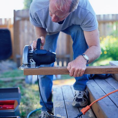 How to Add a Rail to a Pre-Existing Deck