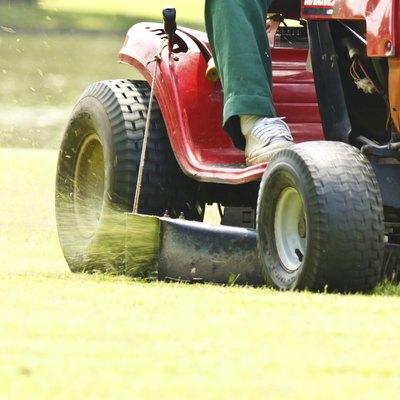 Choosing a Riding Lawn Mower for Hilly Terrain