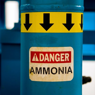 What Could Cause a Smell of Ammonia in a Home?