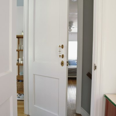 How to Make a Door Frame Wider