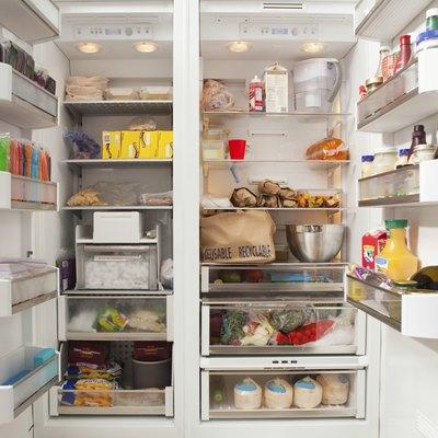 refrigerators hunker. Black Bedroom Furniture Sets. Home Design Ideas