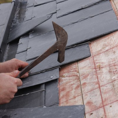 How to Use a Roofer's Hatchet