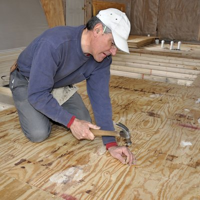 How to Replace a Water-Damaged Subfloor