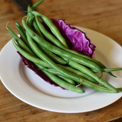 How to Freeze Green Beans From the Garden Without Blanching