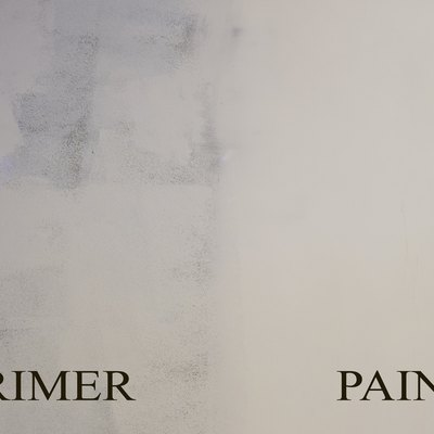 Drywall Sealer Vs. Primer