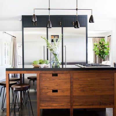 A Director's Old Hollywood Home Features a Perfectly Modern Design