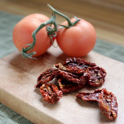 What Is the Shelf Life of Sun-Dried Tomatoes?